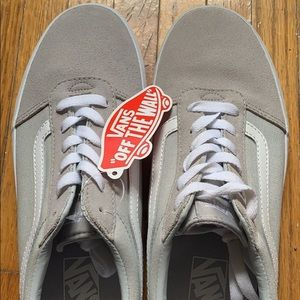New! Grey ward vans